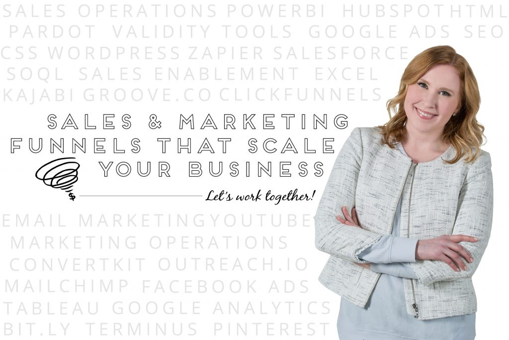 Carly J. Cais, Marketing Unicorn, I build Sales & Marketing funnels that scale your business.